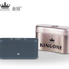 KINGONE K9 высокое качество стерео музыка Bluetooth тяжелый бас динамик s, телефон карта мини портативный автомобильный динамик приложение для IOS android