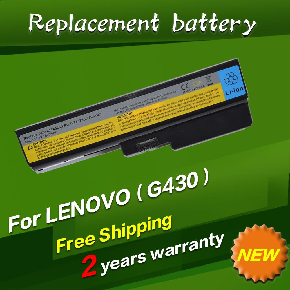 JIGU 9 cells Laptop Battery For Lenovo 3000 G530 444 23U DC T3400 N500 Series IdeaPad B460 V460A IFI(A) V460A IFI(H)