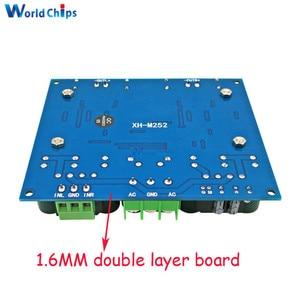 Image 2 - XH M252 AC 24 в 2x420 Вт стерео TDA8954TH двойной чип класса D цифровое аудио hi fi усилитель плата модуль сверхмощный BTL режим