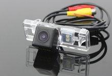 ДЛЯ Peugeot 207 2D Coupe Cabriolet/3D5D Хэтчбек/HD CCD резервное копирование Камера Заднего Вида/Парковочная Камера Автомобиля/Камера Заднего вида