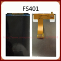 LCD Display For FLY FS401 FS403 FS452 FS451 FS501 FS502 LCD Screen Replacement parts Free Shipping