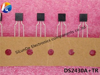 Free Shipping 5pcs/lot DS2430A+TR DS2430A 2430A TO-92 image