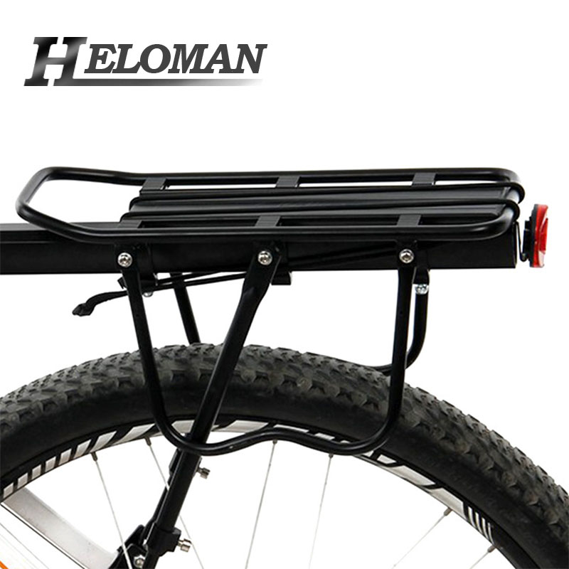Rear Bike Rack Bicycle Carrier Universal Quick Release Luggage Seat Post Pannier