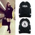 HBA Sweatshirts Men Women Winter Hood By Air Hoodie Cotton  Pullover Clothing Sweatshirt HBA Sweatshirts