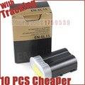 Baterías digitales EN-EL15 EN EL15 ENEL15 batería de la Cámara Para Nikon d750 V1 D7000 D7100 D600 D610 D810 D800 D800E D600E MH-25