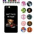 Роскошные Расписные Cover Case Для Prestigio Muze D3 PSP3530DUO E3 PSP3531DUO F3 PSP3532DUO A7 PSP7530DUO Телефон Case Silicon Cover