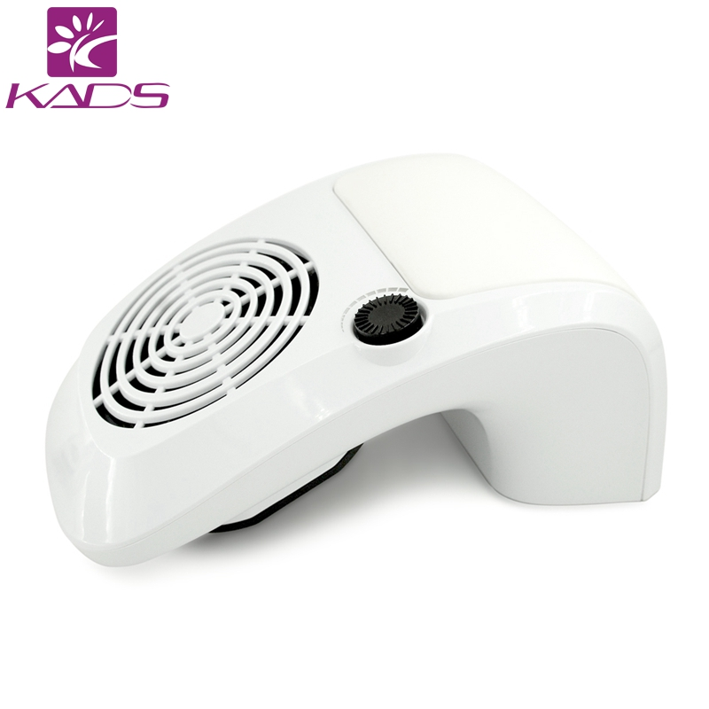 KADS Nail Dust Collector Color Lightweight High Power Low Noisy Manicure Machine Nail Equipment for Nail