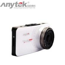 Anytek AT66A HD Novatek 96650 Coches DVR Coche Cámara Grabadora Dash Cam con Caja Negro 170 Grados 6G Lente de La Cena La Noche visión