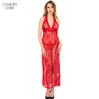 Comeonlover Free Shipping Dress Simple Vestido De Noiva Plus Size Dress RT80337 Red Sexy Ankle Length