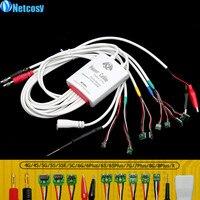 Netcosy Тесты кабель Батарея активации доска для iphonex 8 8 P 7 6s 6 P 6 5S 5 г 4S 4 все в один профессиональный Питание ток