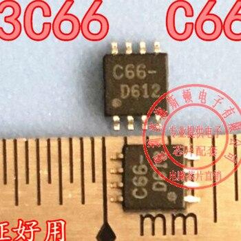 5 unids/lote BR93L66RFVM C66 R66 93C66 93C66C-I/MS MSOP8 EEPROM IC