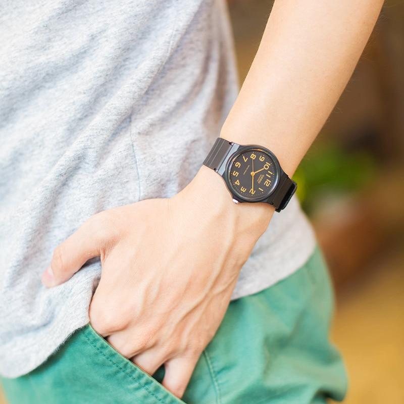 Casio watches inns hot small dial student sports quartz men and women watch MQ-24-1B2 все цены