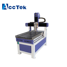 цена на Mini atc 3d engraving cnc router machine /3d cnc jewelry cnc router /milling machine with tool changer 6090 6040 6012
