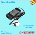 High quality 90W Laptop Adapter For SAMSUNG PA-1900-08S AD-9019M NBP001324-00 API3AD05 Adapter 19V 4.74A
