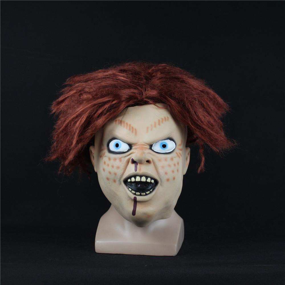 ghost baby back to the soul mask props chagi dolls horror full head