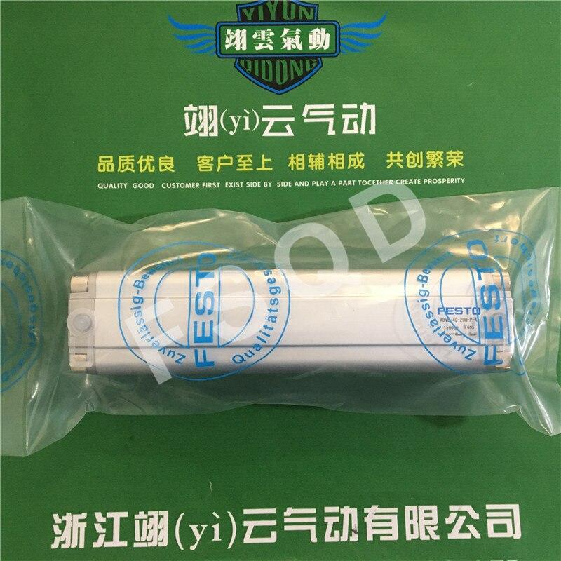 ADVU-40-50-P-A ADVU-40-80-P-A ADVU-40-200-P-A FESTO Thin cylinder air tools pneumatic component