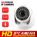 BOAVISION CMOS 720P 1080P IP Dome Camera Audio WIFI Optional IR 20M Night Vision 3.6mm Lens 1.0MP 2MP Security CCTV Camera P2P