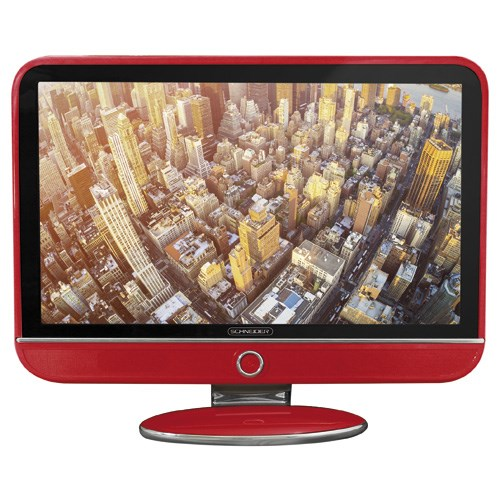 Tv LED 32 ''fhd USB PVR rouge