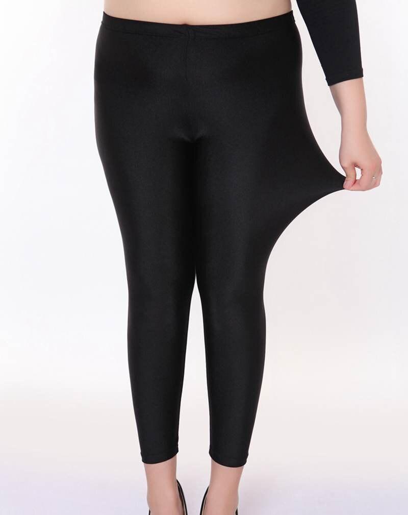 Femmes -grande-taille-leggings-dame-de-mode-clat-leggings-d-t-mince-crayon-legging-noir- pantalon.jpg 7932c0b3c33