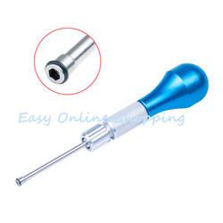 Стоматологический ортодонтический подходящий инструмент Отвертка микровинтовой отвертки для имплантатов инструмент для самосверления