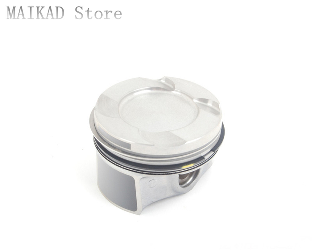 Engine Piston For BMW F30 F31 F34 F35 316i 320i 328i 335i 316Li 320Li 328Li 335Li 316d 318d 320d 325d 328d 11257640166