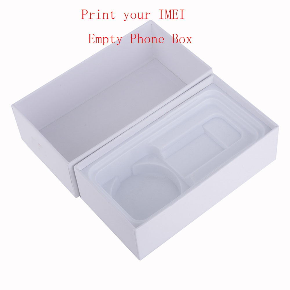 original or High Quality US/EU/UK Version Phone Packaging Box For iPhone 6/6P/6s/6sP/7/8P/iX /iXs/iXs max IMEI Box (China)