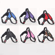 Pet  No Pull Mesh Harness Soft Breathable Walking Vest Walk Out Hand Strap Collar Easy Control Safety Adjustable