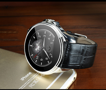 Smart Watch SW28 1,22 zoll Smartwatch Telefon MTK2502 mit Schrittzähler Schlaf-monitor Sitzende Erinnerung Bluetooth Kostenloser Versand