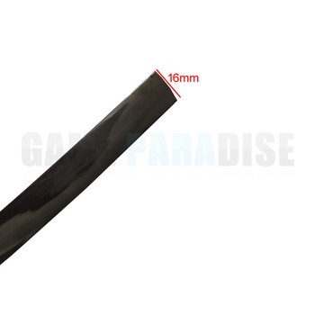 A roll 320 ft 100 meter length  5/8 ft 16mm width various colors T-Molding for Arcade Games or Mame Machines