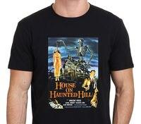 Maison sur Hantée Colline Vincent Prix Classique Film T-Shirt Taille: SML-XL-XXL