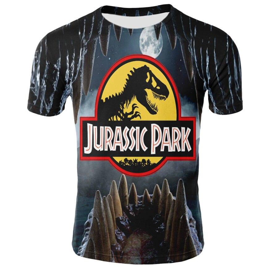 Men's Clothing 2019 New Funny Jurassic Park Sweatshirt Men Women Pullover Fleece Hoodie Vintage Style Lepin Jurassic World2 The Dinosaur Jacket