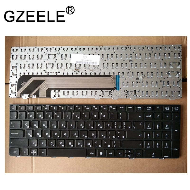 GZEELE New Russian laptop Keyboard for HP PROBOOK 4530 4530S 4730 4730S 4535S 4735s RU with Frame Replace notebook цена