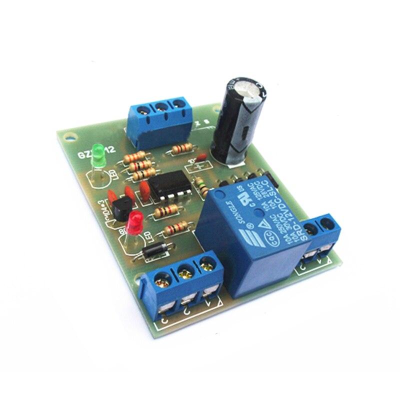 Ac/dc 9-12 V Flüssigkeit Ebene Controller Sensor Modul Wasserstand Erkennung Sensor Messung Und Analyse Instrumente
