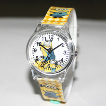 Despicable Me Design 10M waterproof watch for Kids