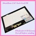 15.6 ''pantalla lcd portátil con lcd táctil de montaje 1920*1080 b156han01.2 lp156wf4 spb1 con digitalizador de pantalla táctil para acer v7-582