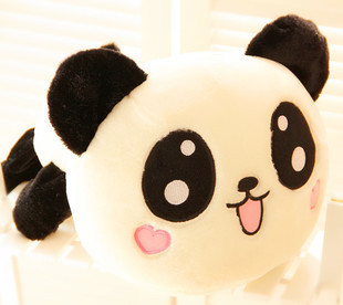 large panda plush toy 100cm panda soft hug pillow, Christmas gift F049 cartoon glasses panda in yellow cloth large 70cm plush toy panda doll soft pillow christmas birthday gift x031