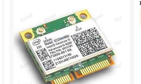 For Intel  6200an 622an_hmw 622ANHMW Half Mini Pci-e  Wireless Card SPS:572509-001 For Hp Laptop