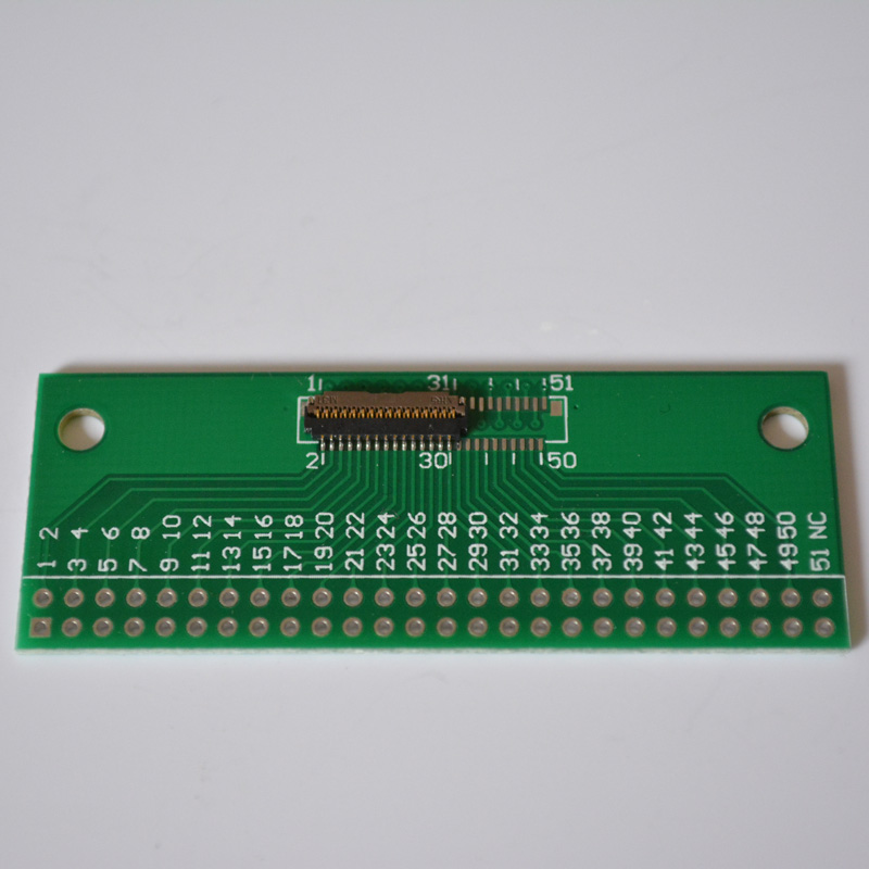 US $13 5 |31pin 31p 0 3mm pitch to 2 0mm DIP FPC flexible cable adapter  LVDS MIPI converter board ใน 31pin 31p 0 3mm pitch to 2 0mm DIP FPC  flexible