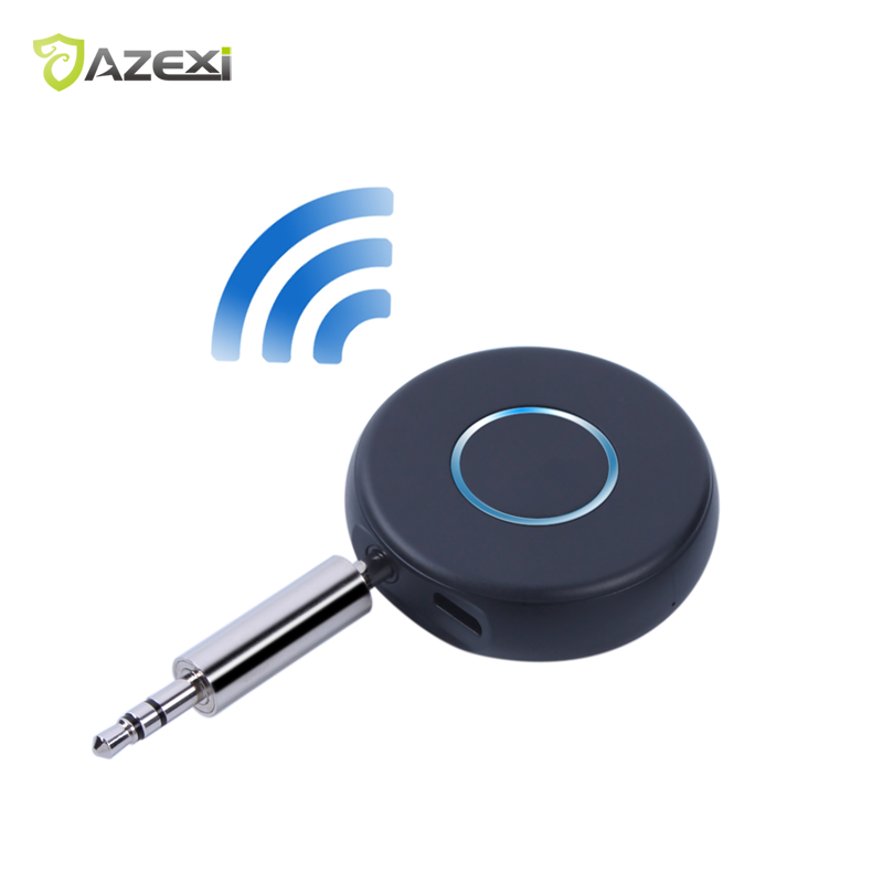 Mini Wireless Bluetooth4.1 Music Receiver Car Bluetooth Transmitter 3.5mm Aux Receptor make Wired headset to be Bluetooth Headse