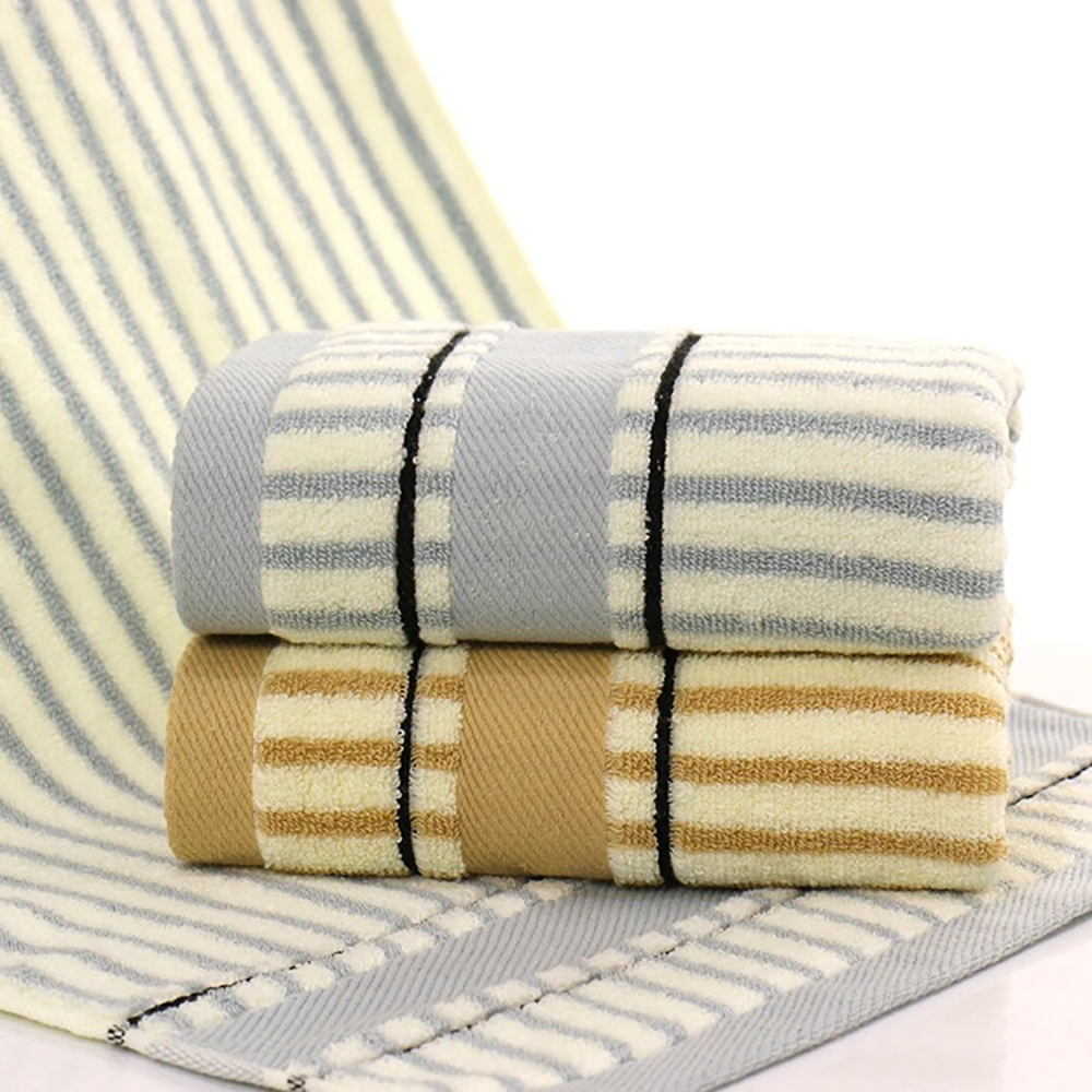 Sweat Towels Sign: Absorbent Pure Cotton Soft Face Towels Baby Breathable