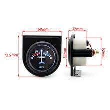 CNSPEED 52mm Car AMP Gauge Meter 12 Volt Gauge Car Boat Truck Volts Car Meter Indicator Control Panel Car  XS101263