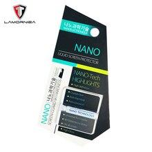 Lamorniea Nano protecteur décran liquide pour iphone X 7 8 6S Plus verre universel Invisible pour Huawei P30 Pro Samsung S10 Plus