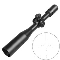 FFP Scope TMD 4 14X44SF First Focal Plane Glass Tactical Hunting Riflescopes Mil Dot Reticle 30mm Tube Sights Fits .308 Rifle