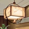 Klassischen Chinesischen stil Eisen pendelleuchten moderne kreativität pastoralen vogel wohnzimmer schlafzimmer restaurant korridor LU825448-in Pendelleuchten aus Licht & Beleuchtung bei
