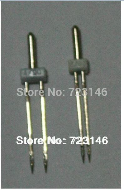 2015 New Arrival Seconds Kill Steel Twin Double Needle Size 2.0/90,, 4.0/90 Sewing Machine Needles Pins[210319] Sincer ,juki 14 image