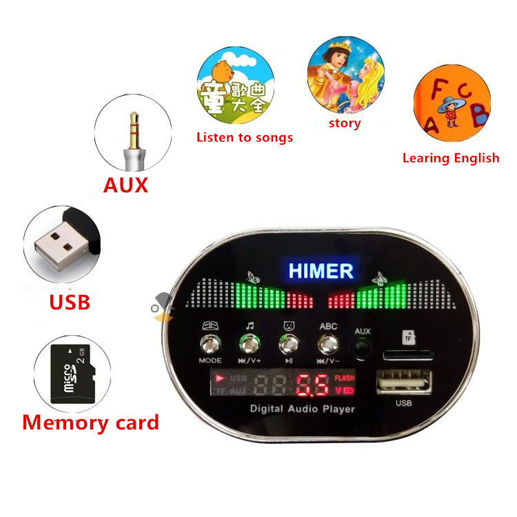 6v 12v Children electric car <font><b>Bluetooth</b></font> Music module kid&#8217;s toys electric motorcycle <font><b>bluetooth</b></font> wireless accessories