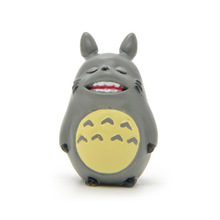 Kids Hayao Miyazaki Animation Model action & toy figures PVC Dolls Small Totoro Family Model Excellent Gift 16w