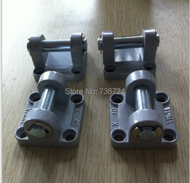 bore size 32mm CB double earring for ISO 6431 standard pneumatic cylinder accessory festo lbn 12 16 double earring support 6058