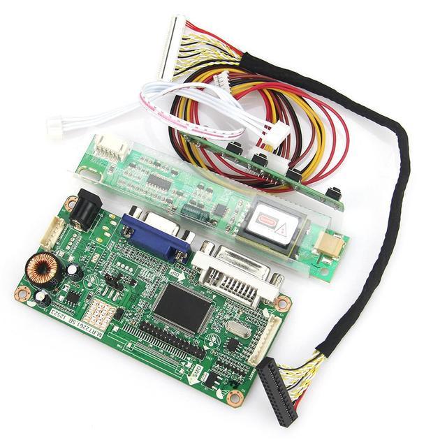 Для LTN150XB-L03 VGA + DVI М. R2261 М. RT2281 LCD/LED Драйвер Контроллера Совета LVDS Монитор Повторное Использование ноутбук 1024*768