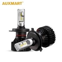36w COB LED Headlight H4 High Low Beam DC 12V 24V Car LED Light Bulb Auto